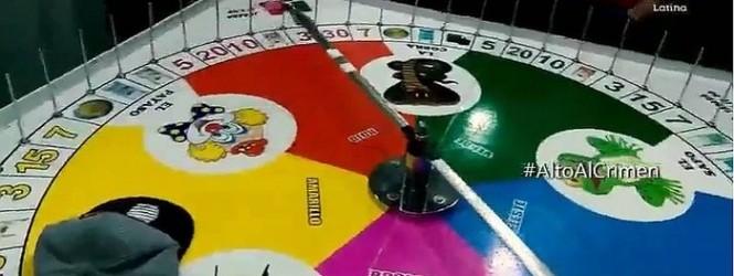 Ruleta regalona: Grupo Terna descubre la gran mentira que cubría este juego de azar (VIDEO)