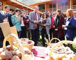 Presidente Vizcarra: Este año habrá aumento significativo de presupuesto para promover la agricultura familiar y rural